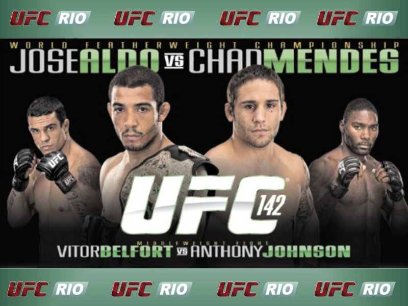 UFC  142